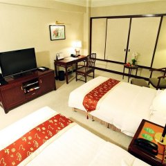 Отель Grand Metropark Xi'an удобства в номере фото 2