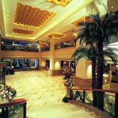 Minghao International Hotel Yongchuan - Chingqing интерьер отеля