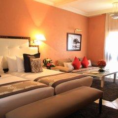 Отель Le Berbere Palace Марокко, Уарзазат - отзывы, цены и фото номеров - забронировать отель Le Berbere Palace онлайн комната для гостей фото 4