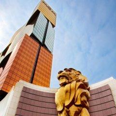 Отель Mgm Macau спортивное сооружение