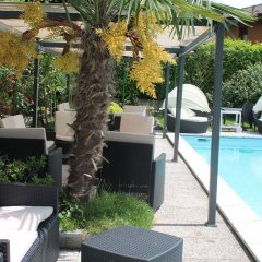 Отель Albergo Paradiso Италия, Макканьо - отзывы, цены и фото номеров - забронировать отель Albergo Paradiso онлайн бассейн фото 3