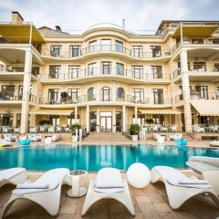 Гостиница Panorama De Luxe бассейн фото 2