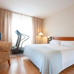 Отель Tryp Valencia Oceánic Hotel Испания, Валенсия - отзывы, цены и фото номеров - забронировать отель Tryp Valencia Oceánic Hotel онлайн комната для гостей фото 2