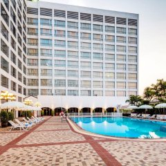 Bangkok Palace Hotel бассейн фото 2