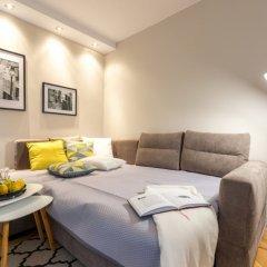 Отель P&O Apartments Chmielna 2 Польша, Варшава - отзывы, цены и фото номеров - забронировать отель P&O Apartments Chmielna 2 онлайн комната для гостей фото 3