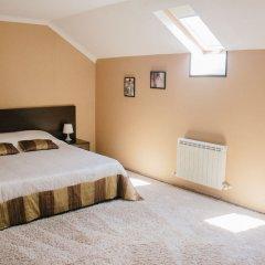 Гостиница Канцлер комната для гостей фото 5