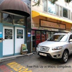 Отель Han River Guesthouse городской автобус