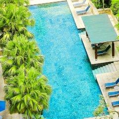 Отель Amara Singapore Сингапур бассейн