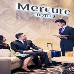 Отель Mercure Xiamen Exhibition Centre с домашними животными