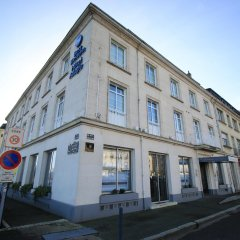 Отель Best Western Adagio Франция, Сомюр - отзывы, цены и фото номеров - забронировать отель Best Western Adagio онлайн вид на фасад