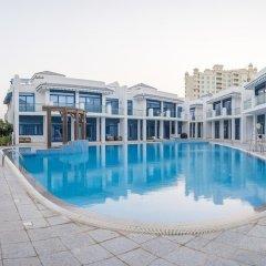 Отель Bravoway Home - Palma Residence Villa бассейн