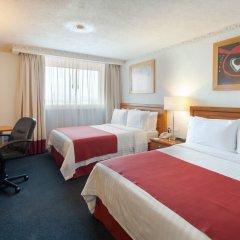 Отель Holiday Inn Mexico Coyoacan Мехико комната для гостей фото 4