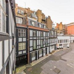 Отель West End Flat mins from Oxford St Великобритания, Лондон - отзывы, цены и фото номеров - забронировать отель West End Flat mins from Oxford St онлайн балкон
