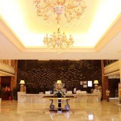 Отель Xiamen Wanjia Yunding Hotel Китай, Сямынь - отзывы, цены и фото номеров - забронировать отель Xiamen Wanjia Yunding Hotel онлайн интерьер отеля