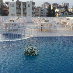 Navona Hotel Турция, Мерсин - отзывы, цены и фото номеров - забронировать отель Navona Hotel онлайн бассейн фото 3