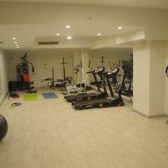 Kordon Hotel Cankaya фитнесс-зал