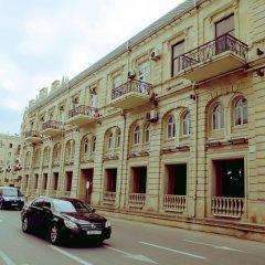 Бутик-отель Пассаж парковка