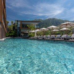 Отель The Nature Phuket бассейн фото 3