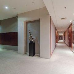 Отель Meiga Hotel Китай, Чжуншань - отзывы, цены и фото номеров - забронировать отель Meiga Hotel онлайн интерьер отеля фото 2