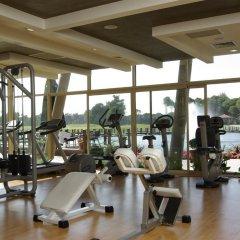 Sueno Hotels Golf Belek Турция, Белек - отзывы, цены и фото номеров - забронировать отель Sueno Hotels Golf Belek - All Inclusive онлайн фитнесс-зал