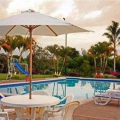 Отель Finca Hotel La Sonora Колумбия, Монтенегро - отзывы, цены и фото номеров - забронировать отель Finca Hotel La Sonora онлайн бассейн фото 2