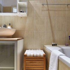 Апартаменты Luxury Apartment In The Heart Of Prague ванная