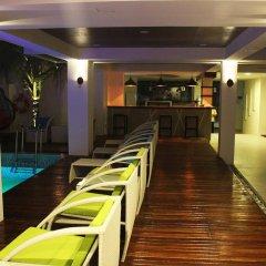 Отель Beachwood at Maafushi Island Maldives бассейн фото 3