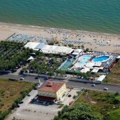 Отель La Isla Resort Понтеканьяно пляж
