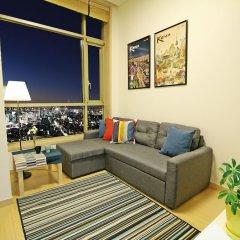 Апартаменты The Sweet Castle Apartment комната для гостей фото 5