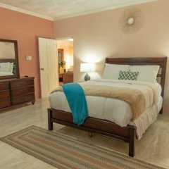 Отель Tropical Escape Villa - 3 Bedroom Ямайка, Монастырь - отзывы, цены и фото номеров - забронировать отель Tropical Escape Villa - 3 Bedroom онлайн комната для гостей фото 2