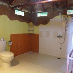 Отель Kirinda Beach Resort Шри-Ланка, Тиссамахарама - отзывы, цены и фото номеров - забронировать отель Kirinda Beach Resort онлайн ванная