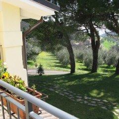 Отель B&B Paglia e Fieno Италия, Лимена - отзывы, цены и фото номеров - забронировать отель B&B Paglia e Fieno онлайн балкон
