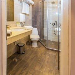 Отель Villa Antica Болгария, Пловдив - отзывы, цены и фото номеров - забронировать отель Villa Antica онлайн ванная