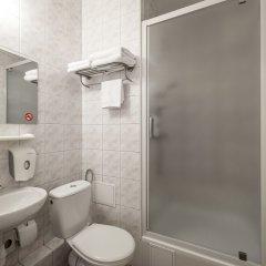 Отель Start Hotel Atos Польша, Варшава - 11 отзывов об отеле, цены и фото номеров - забронировать отель Start Hotel Atos онлайн ванная