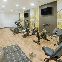 Отель NH Collection Milano President фитнесс-зал фото 3