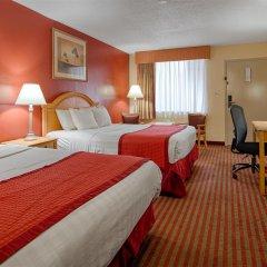 Отель Best Western Center Inn США, Вирджиния-Бич - отзывы, цены и фото номеров - забронировать отель Best Western Center Inn онлайн комната для гостей фото 4