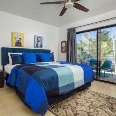 Отель Casa Azul США, Палм-Спрингс - отзывы, цены и фото номеров - забронировать отель Casa Azul онлайн комната для гостей фото 3