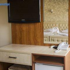 Hotel Prestige Брюссель сейф в номере