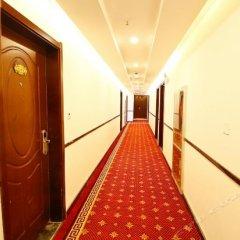 Отель Jinshang Time Hotel (Xi'an Jixiang Road branch) Китай, Сиань - отзывы, цены и фото номеров - забронировать отель Jinshang Time Hotel (Xi'an Jixiang Road branch) онлайн интерьер отеля