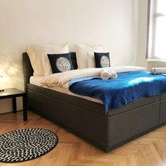 Апартаменты Royal View Apartments Прага комната для гостей фото 3