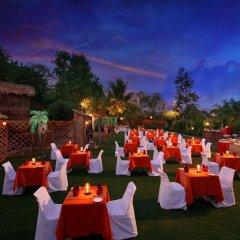 Отель Pride Sun Village Resort And Spa Гоа помещение для мероприятий