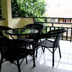 Отель Kanita Pool Villa балкон