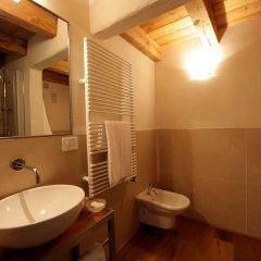 Отель Maison Bondaz Италия, Аоста - отзывы, цены и фото номеров - забронировать отель Maison Bondaz онлайн ванная