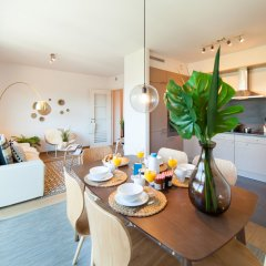 Апартаменты Sweet Inn Apartments Theux Брюссель в номере