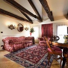 Отель Bellevue & Canaletto Suites Италия, Венеция - отзывы, цены и фото номеров - забронировать отель Bellevue & Canaletto Suites онлайн комната для гостей фото 6