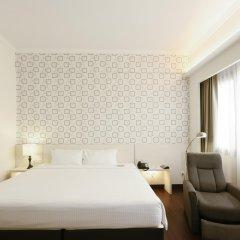 Village Hotel Bugis 4* Номер Делюкс с различными типами кроватей фото 6