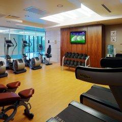 Новосибирск Марриотт Отель фитнесс-зал