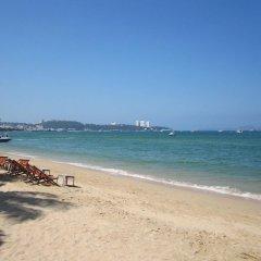 Отель Baan Kanittha - 6 Bedrooms GT Pool Villa пляж