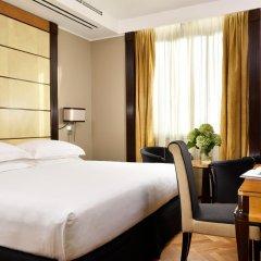 Отель Principi di Piemonte - UNA Esperienze Италия, Турин - отзывы, цены и фото номеров - забронировать отель Principi di Piemonte - UNA Esperienze онлайн комната для гостей фото 2
