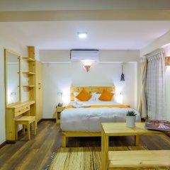 Отель Timila Непал, Лалитпур - отзывы, цены и фото номеров - забронировать отель Timila онлайн комната для гостей фото 4